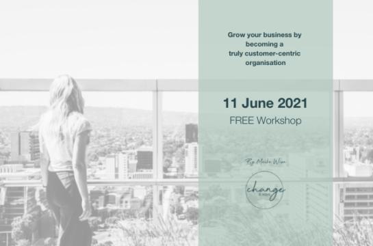 Change & Ways workshop details